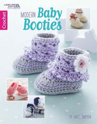 Modern Baby Booties - Simpson, Kristi