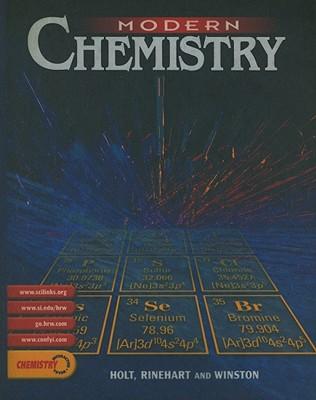 Modern Chemistry - Davis, Raymond E, and Metcalfe, H Clark, and Williams, John E, Dr.
