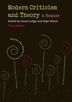 Modern Criticism and Theory: A Reader - Lodge, David (Editor), and Wood, Nigel (Editor)