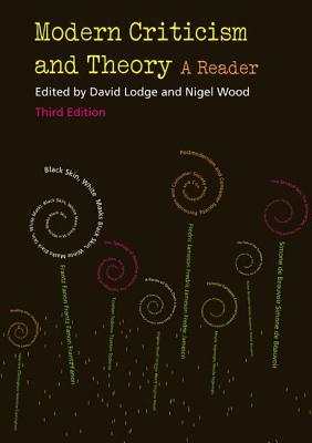 Modern Criticism and Theory: A Reader - Lodge, David (Editor)