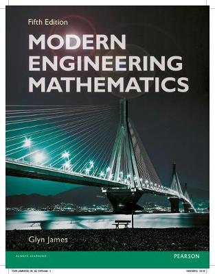 Modern Engineering Mathematics - James, Glyn