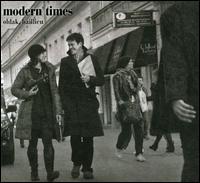 Modern Times - James Baillieu (piano); Maria Oldak (violin)