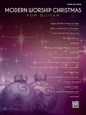 Modern Worship Christmas for Guitar - Alfred Publishing (Creator)