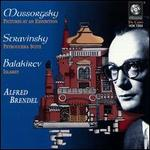 Modest Mussorgsky: Pictures at an Exhibition; Igor Stravinsky: Petruchka Suite; Mily Balakirev: Islamey