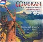 Moeran: The 2 String Quartets; Fantasy Quartet; Piano Trio - Caroline Dearnley (cello); Christopher Marwood (cello); Elizabeth Charleson (violin); Gregory Ellis (violin);...