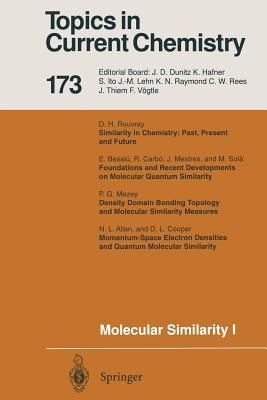 Molecular Similarity I - Sen, Kali D (Editor)