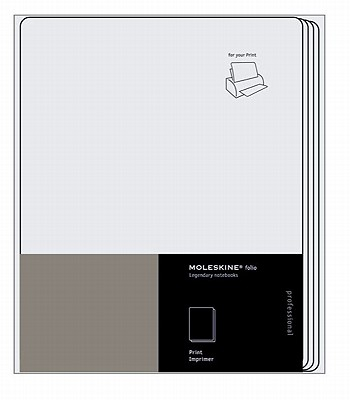 Moleskine Folio Professional Printable Paper - Moleskine
