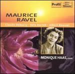 Monique Haas Plays Maurice Ravel, Claude Debussy, B�la Bartok, Albert Roussel