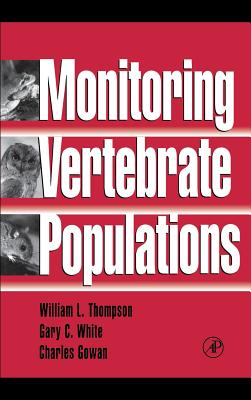 Monitoring Vertebrate Populations - Thompson, William L