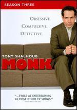 Monk: Season Three [4 Discs]