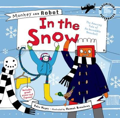 Monkey and Robot: In the Snow - Hayes, Felix