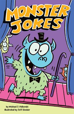 Monster Jokes - Pellowski, Michael J