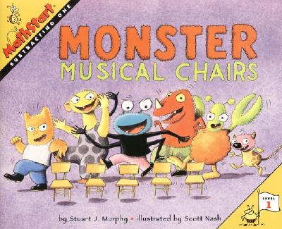 Monster Musical Chairs -