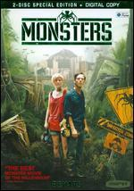 Monsters [Special Edition] [2 Discs] [Includes Digital Copy]