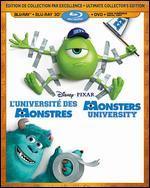 Monsters University [Bilingual] [3D] [Blu-ray/DVD]