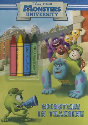 Monsters University: Monsters in Training - Rh Disney