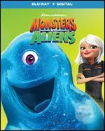Monsters vs. Aliens [Includes Digital Copy] [Blu-ray]