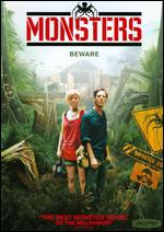 Monsters - Gareth Edwards