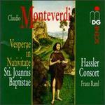 Monteverdi:Vesperae In Nativitate