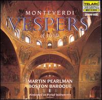 Monteverdi: Vespers of 1610 - Brad Diamond (tenor); Christòpheren Nomura (baritone); Janice Chandler Eteme (soprano); Jeff Mattsey (baritone);...