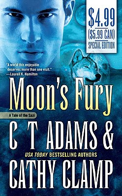 Moon's Fury - Adams, C T, and Clamp, Cathy