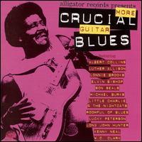 More Crucial Guitar Blues - Various Artists
