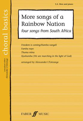 More Songs of a Rainbow Nation: Songs from South Africa - L'Estrange, Alexander