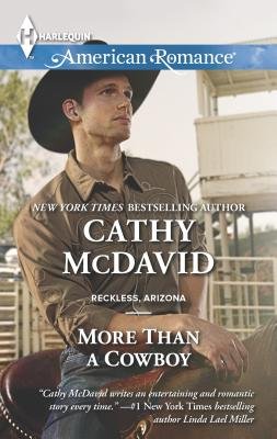 More Than a Cowboy - McDavid, Cathy