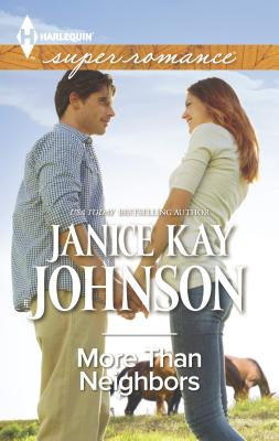 More Than Neighbors - Johnson, Janice Kay