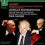 Moret: Concerto pour violoncelle et orchestre; Hymnes du silence