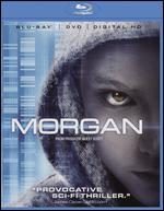 Morgan [Blu-ray/DVD] [2 Discs] - Luke Scott