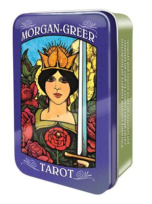 Morgan-Greer Tarot in a Tin - Greer, Bill