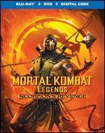 Mortal Kombat Legends: Scorpion's Revenge [Includes Digital Copy] [Blu-ray/DVD] [2 Discs]