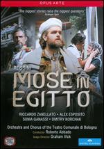 Mosè in Egitto (Rossini Opera Festival) - Tiziano Mancini