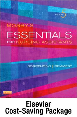 Mosby's Essentials for Nursing Assistants - Text and Mosby's Nursing Assistant Skills DVD - Student Version 4.0 Package - Sorrentino, Sheila A, PhD, RN