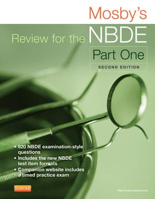 Mosby's Review for the NBDE, Part One - Mosby