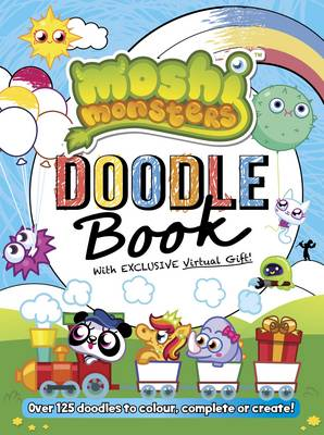 Moshi Monsters: Doodle Book -