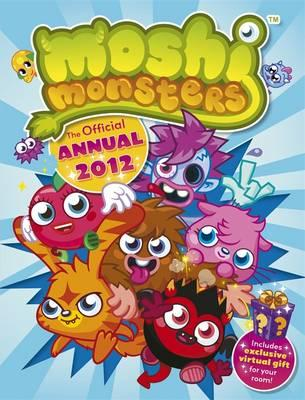Moshi Monsters: Official Annual 2012 -