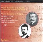 Moszkowski: Violin Concerto in C, Op. 30, Ballade in G minor, Op. 16 No. 1; Karlowicz: Violin Concerto in A, Op. 8