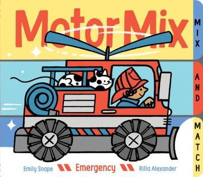 Motor Mix: Emergency - Snape, Emily