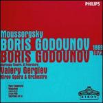 Moussorgsky: Boris Godounov (Two Complete Versions)