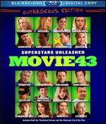 Movie 43 [2 Discs] [Includes Digital Copy] [Blu-ray/DVD] - Brett Ratner; Elizabeth Banks; Griffin Dunne; James Duffy; James Gunn; Jonathan Van Tulleken; Patrik Forsberg;...