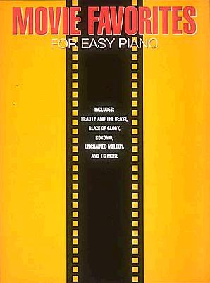 Movie Favorites for Easy Piano - Handel