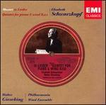 Mozart: 16 Lieder; Piano Quintet K. 452