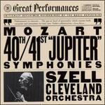 "Mozart: 40th & 41st ""Jupiter"" Symphonies"