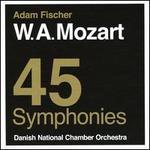 Mozart: 45 Symphonies