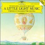 Mozart: A Little Light Music