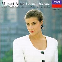 Mozart Arias [Decca] - András Schiff (piano); Cecilia Bartoli (mezzo-soprano); Peter Schmidl (clarinet); Wiener Kammerorchester; György Fischer (conductor)