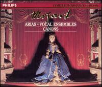 Mozart: Arias, Vocal Ensembles, Canons - Alois Posch (double bass); Anton Scharinger (bass); Bryn Terfel (baritone); Christiane Eda-Pierre (soprano);...