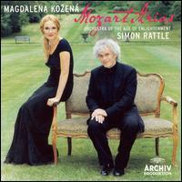 Mozart: Arias - Jos van Immerseel (fortepiano); Magdalena Ko?ená (mezzo-soprano); Orchestra of the Age of Enlightenment;...